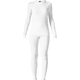Maier Sports Lena Baselayer Set Women, white